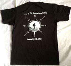 2013 tour t-shirt