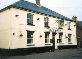 Isaak Walton Pub East Meon