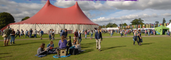 Shrewsbury Folk Festival Site