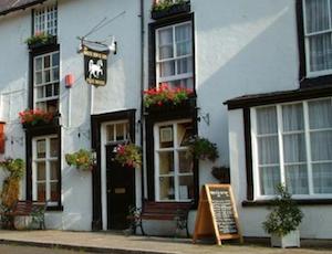 White Horse Inn Clun