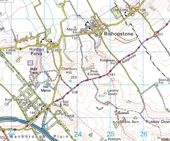 M4 to Bishopstone