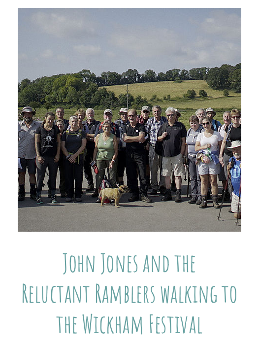 JJ-RR walkers at Wickham